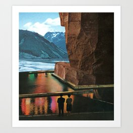 Our Monument Art Print