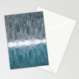 Mirror Effect Stationery Cards