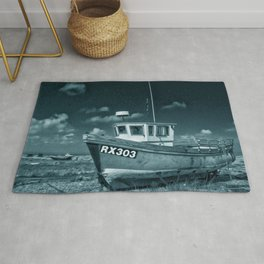 Dungeness And Boat Rug