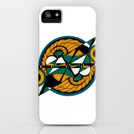C A R E G I V E R iPhone Case