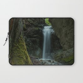 Beautiful Small Waterfall Laptop Sleeve