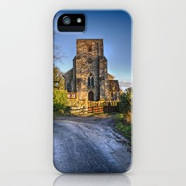 The Lane To St Michael's. iPhone Case