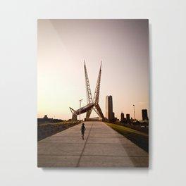 Dream at Skydance Bridge Metal Print