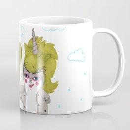 friends with costumes Coffee Mug