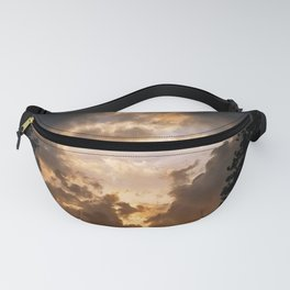 Sunset Portal Fanny Pack