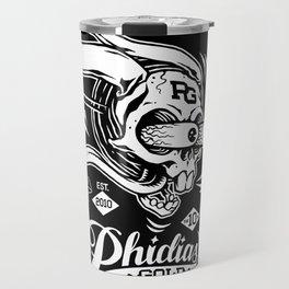 Phidias Gold Roth Travel Mug
