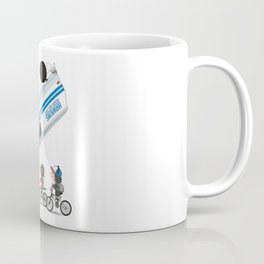 stranger thing Coffee Mug