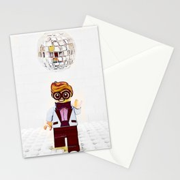 Disco Robin Stationery Cards
