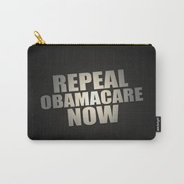 Repeal Obamacare Now Carry-All Pouch