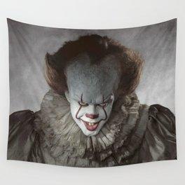 Pennywise The Clown Wall Tapestry