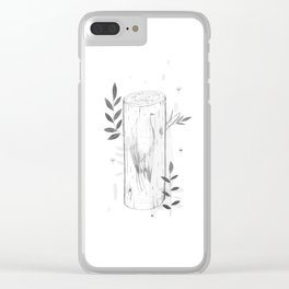tree of life 3 Clear iPhone Case