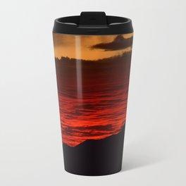 Red Hot Desert Sky Travel Mug