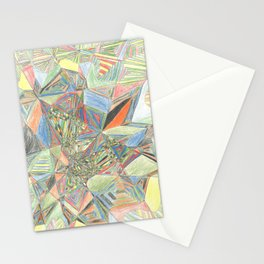 Cluster of Dimensions Stationery Cards
