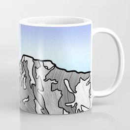 Ben Nevis Scotland Coffee Mug
