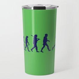 Evolution football Travel Mug