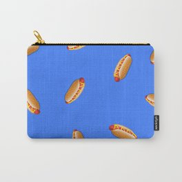 The awesome taste of a good old hot-dog Carry-All Pouch