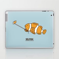 Selfish Laptop & iPad Skin