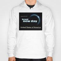 brand new Hoodies featuring Brand New Day by politics