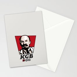 KGB Stationery Cards