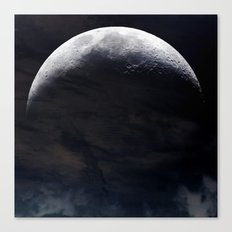 Moonlighted Canvas Print