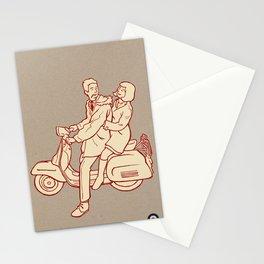 Mod & Modette Stationery Cards
