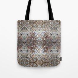 Nacrous Modern Pattern Tote Bag