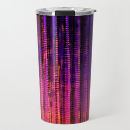 Syntax (Purple + Orange) Travel Mug