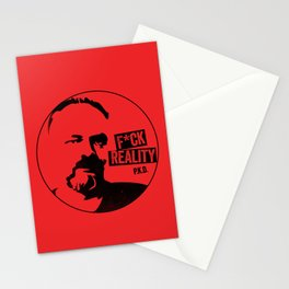 f*ck reality - philip k. dick Stationery Cards