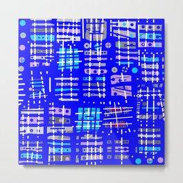 Color square 07 Metal Print