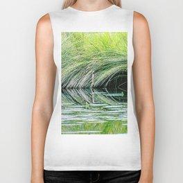 Wetlands (1) Biker Tank