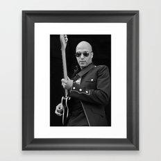 Morello/Street Sweeper Social Club Framed Art Print