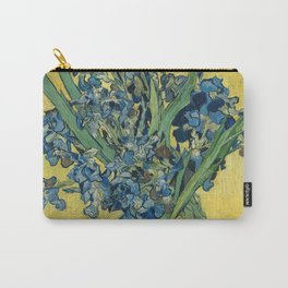 Vincent Van Gogh - Irises May 1890 Carry-All Pouch