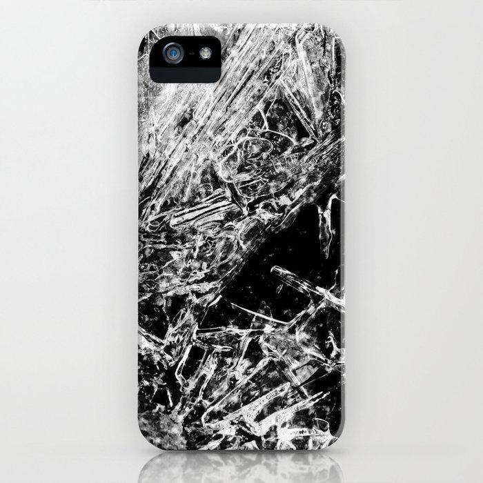 Ice III iPhone Case