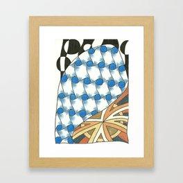 Color Zen Framed Art Print