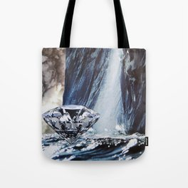 Diamond Sea Tote Bag