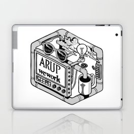 Arup WeWork West Project Patch Laptop & iPad Skin