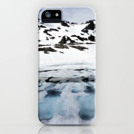 Lingering Spring iPhone Case