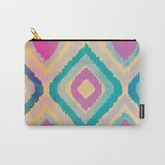 URBAN IKAT Carry-All Pouch