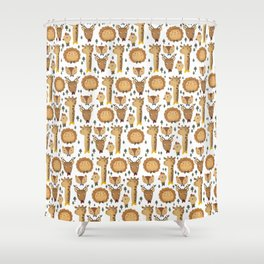 Forest Formal Shower Curtain