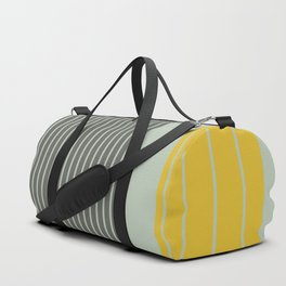 Stripe Pattern III Duffle Bag