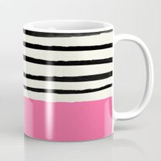 Watermelon & Stripes Mug