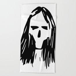 Someone Rock Beach Towel