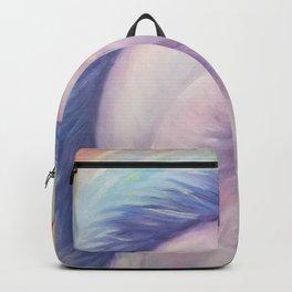 Purple Unicorn - Art by Lana Chromium Backpack
