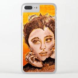 Karen Clear iPhone Case