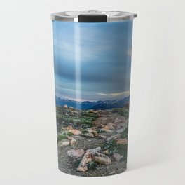 Pathway at the Top of the World Travel Mug