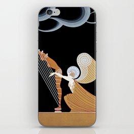 "Art Deco Design ""The Angel"" iPhone Skin"