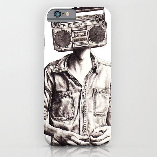 Radio-Head iPhone & iPod Case