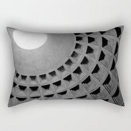 The eye of Rome Rectangular Pillow