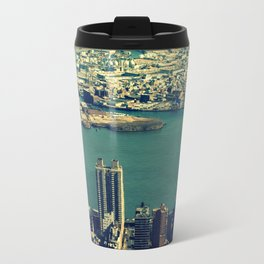 New York Water Travel Mug