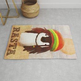 Reggae Penguin Rug